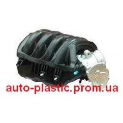 Коллектор, ресивер, ВАЗ 2113, ВАЗ 2114, ВАЗ 2115 впускной E-GAS в сборе
