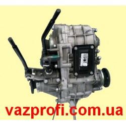Раздатка, коробка раздаточная ВАЗ 2121, 21213, 21214 Нива (1 привода спидометра)