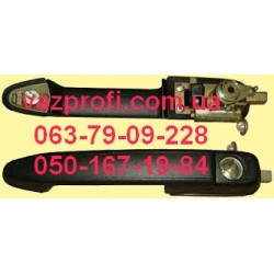 Ручка наружная ВАЗ 1118 Калина, Гранта передняя левая