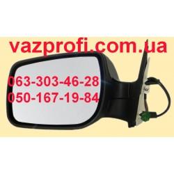 Зеркало наружное ВАЗ 1118 Калина левое электро ЛюксКалина, Гранта