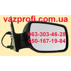 Зеркало наружное ВАЗ 1118 Калина правое электро Люкс Калина, Гранта