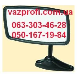 Зеркало наружное ВАЗ 2101, ВАЗ 2102, ВАЗ 2104 крашеное пластик