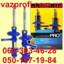 Стойки, амортизаторы, АСОМИ, ВАЗ 2170, ВАЗ 2171, ВАЗ 2172 Приора передние Comfort Pro