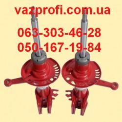 Стойки, амортизаторы ДЕМФИ ВАЗ 2170, ВАЗ 2171, ВАЗ 2172 Приора передние Комфорт, с занижением 70
