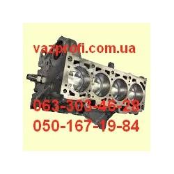 Блок цилиндров ВАЗ 11193 Калина, ВАЗ 2110 1.6 16-ти клапанныйв сборе