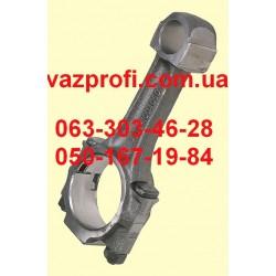 Шатун с крышкой ВАЗ 2108, ВАЗ 2109, ВАЗ 21099, ВАЗ 2113, ВАЗ 2114, ВАЗ 2115