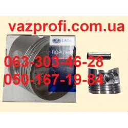 Поршневая группа ВАЗ 21213, 21214, 2123 Нива 82,41-й ремонтный размерпоршня ипальцы