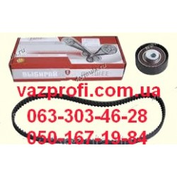 Ремень ГРМ комплект с роликами ВАЗ 2190 Гранта Балоково