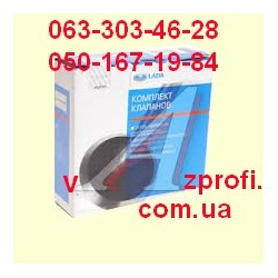 Клапана ГРМ ВАЗ 2108, 2109, 21099, 2113, 2114, 2115, Калина комплект