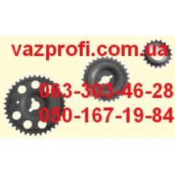 Шестерня ГРМ, звезда ВАЗ 21214, ВАЗ 2123 Нива Шевроле, под датчик комплект 3 шт. АвтоВАЗ