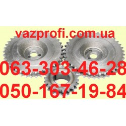 Шестерня ГРМ, звезда ВАЗ 2101, ВАЗ 2102, ВАЗ 2103, ВАЗ 2104, ВАЗ 2105, ВАЗ 2106, ВАЗ 2107 АвтоВАЗ