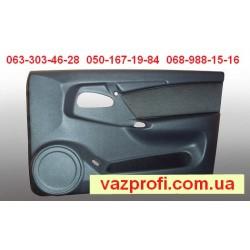Обивка двери ВАЗ 2114 карманы и ручка двери