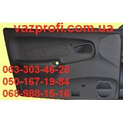 Обивка двери ВАЗ 2114  завод карманы, ручка двери