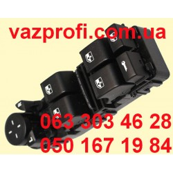 Блок управления стеклоподъемниками ВАЗ 2170