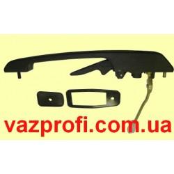 Ручка двери ВАЗ 2109, 21099 наружная задняя левая с прокладками ГОСТ