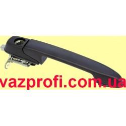 Ручка наружная ВАЗ 2123 Нива Шевроле передняя левая, ручка двери задка Лого-Д