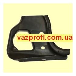 Накладка боковины задняя левая ВАЗ 2112