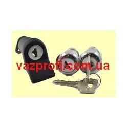 Замок багажника ВАЗ 2110 с ключами и личинками дверей Гранд Ри Ал