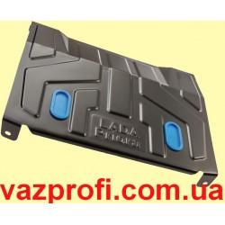 Защита двигателя ВАЗ 2170 Приора штатный крепёж АвтоВАЗ