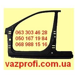 Боковина кузова ВАЗ 1118 левая