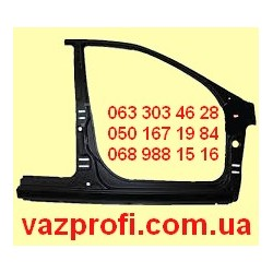 Боковина правая ВАЗ 1118