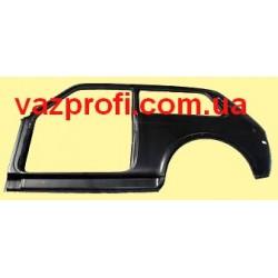 Боковина кузова ВАЗ 2121 левая
