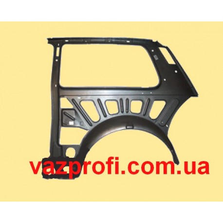 Боковая панель кузова ВАЗ 2121 внутренняя левая