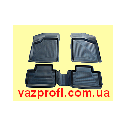 Коврики салона ВАЗ 2113-2115 (резиновые)