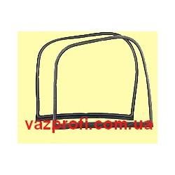 Резиновые уплотнители задних глухих окон ВАЗ 2123