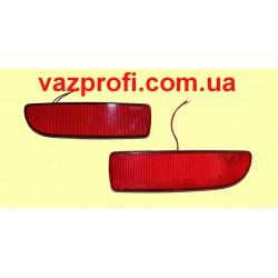Катафоты заднего бампера ВАЗ 2170