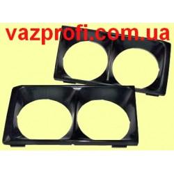 Облицовка фар ВАЗ 2106 очки