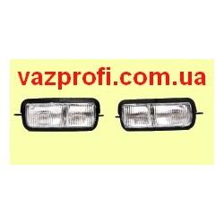 Подфарники ВАЗ 2121-21213 нового образца, белые