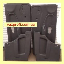 Обивка двери ВАЗ 2113 (карманы и ручка двери)
