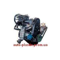 """Двигатель в сборе 11183 ВАЗ (1,6/8кл) евро 3, применяемость """"Самара"""" с Е-газ"""