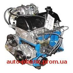 Двигатель в сбореАЗ (1,5 2104 В/8кл) инжекторный  Код: СЛ-21040100026021-ВАЗ
