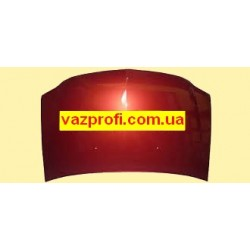 Капот ВАЗ 1118 цвет Калина №104