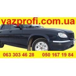 Передний бампер ГАЗ 31105 АНТРАЦИТ цвет №4