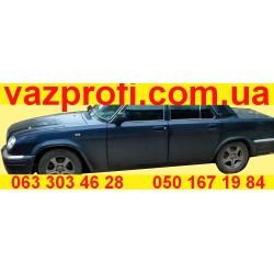 Передний бампер ГАЗ 31105 НАУТИЛУС №5.Заводской