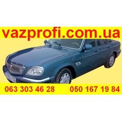 Передний бампер ГАЗ 31105 ЦИКЛОН , №8  серо-голубой металлик  Заводской.