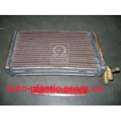 Радиатор отопителя, печка, ВАЗ 2110 с/о (2-х рядный медный) Оренбургский радиатор